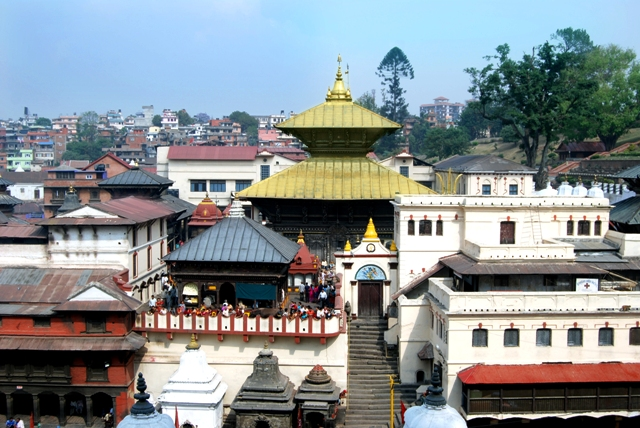 Pashupati-temple